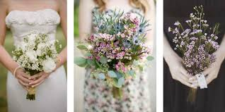 wedding flowers lavender flowers on a budget diy wax flower arrangements
