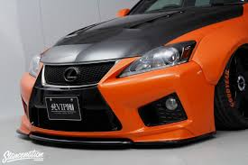 widebody lexus is300 aimgain widebody lexus isf 17 lexus is f pinterest lexus