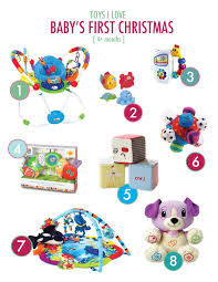 baby u0027s first christmas toy gift ideas ages 4 months baby