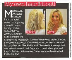 how to braid extensions into your own hair mark glenn hair extensions look and feel amazing says now magazine