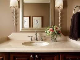 brushed nickel faucet small powder room design ideas design wide