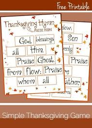 thanksgiving hymn puzzle hunt thanksgiving