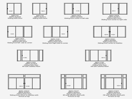 Standard Door Width Exterior Standard Patio Door Size Standard Door Sizes Architecture