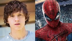 tom holland cast as spider man