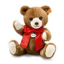 petsy teddy bear caramel steiff online shop united kingdom