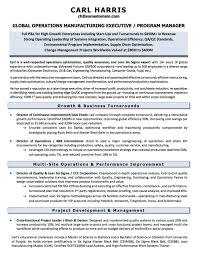 Project Coordinator Resume Sample Six Sigma Resume Examples Project Coordinator Resume Sample It