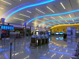 Hartsfield Jackson Airport Map Hartsfield Jackson Atlanta International Airport Clayton County