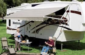 Rv Retractable Awnings Retractable Awnings Provide Rv Owners With Attractive Practicality