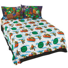 Twin Sheet Set Teenage Mutant Ninja Turtle Twin Sheet Set Toys