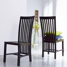 Esszimmerstuhl Wenge Stuhl Holz Günstig Stühle Aus Holz Design Tikamoon