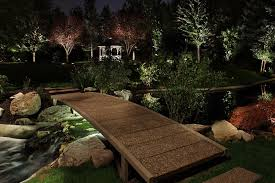 outdoor stairs lighting creating the best ambiance with low voltage led lighting