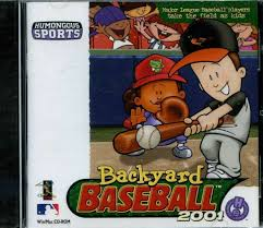 backyard baseball video game outdoor goods