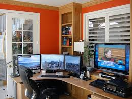 Gallery For Gt Best Computer Setup by 15 Envious Home Computer Setups Inspirationfeed