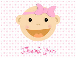 thank you baby shower baby shower thank you cards