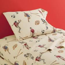 sports percale bedding kids decorating ideas