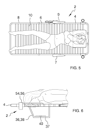 Beach Lounge Chair Dimensions Patent Us7963592 Lawn Chair Google Patents