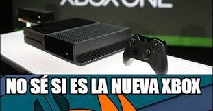 Xbox One Meme - cu磧nto cabr祿n la nueva xbox one