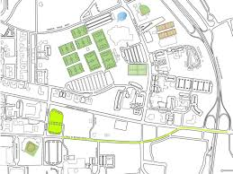 Lsu Campus Map Maps Ua Gameday