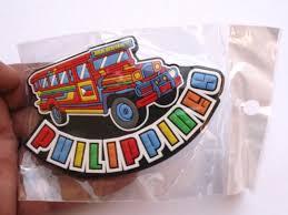 philippine jeepney philippine jeepney rubber magnet souvenir verma souvenirs