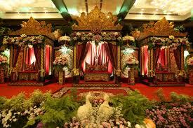 wedding cake palembang traditional wedding decoration inspiring post by bridestory