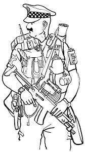 mailman coloring pages police badges coloring pages for kinder coloring home