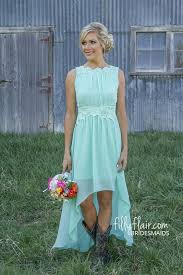 high low bridesmaid dresses bridesmaid dress in teal wedding ideas
