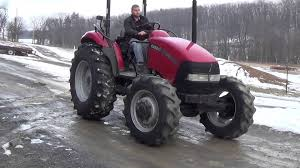 2008 case ih jx80 4x4 tractor only 2900 hours youtube