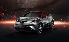toyota new c hr toyota c hr hy power brings more oomph weirder looks news car
