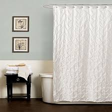 Shower Curtains White Fabric Great Shower Curtains White Fabric Inspiration With 44 Best