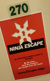 ninja escape u2013 a fun and challenging mission mr and mrs smith go