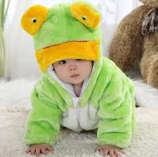 Frog Halloween Costume Infant Frog Jumpsuit Romper N6263