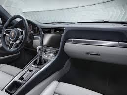 porsche hatchback interior new 2017 porsche 911 price photos reviews safety ratings