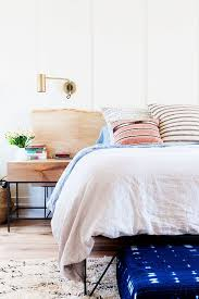 how do you make a bed how to make your bed look more put together mydomaine