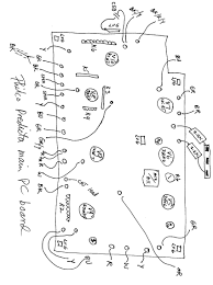 component oscilloscope circuit diagram electronic circuits page a