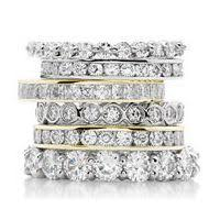 eternity wedding bands excellent eternity bands in your choice of gold and platinum