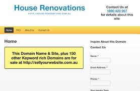 house renovations kitchen u0026 bathroom renovations websites