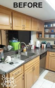 how to sand and paint cabinets how to paint kitchen cabinets simple made pretty 2021