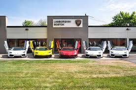 lamborghini car dealerships herb chambers lamborghini boston home