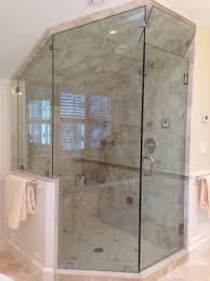 shower doors u2014 associated glass and mirror