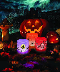 inflatable spider halloween amazon com mpowerd luci spooky moon inflatable solar lantern