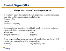 know what your e mail endings or sign off say phonemantra