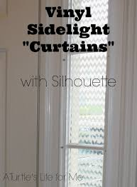 How To Cover A Window by Funky Sidelights A Turtle U0027s Life For Me