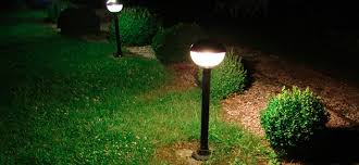 outside lights without electricity install outdoor lighting groomed home