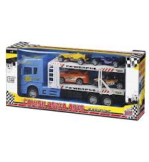 camion porta auto camion porta auto con 4 veicoli auto moto e veicoli citt罌 yestoys