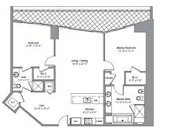 Icon Brickell Floor Plans Icon Brickell Rentals Miami Fl Apartments Com