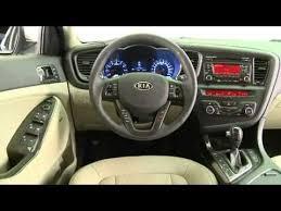 Optima Kia Interior All New Kia Optima 2011 Interior Youtube
