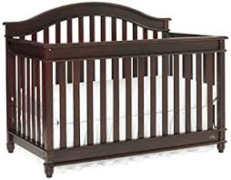 Infant Convertible Cribs Europa Baby Palisades Convertible Crib Classic Cherry