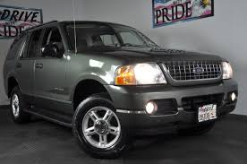 towing capacity 2004 ford explorer 2004 ford explorer xlt 4 0l 2wd v6 alloy towing package cruise