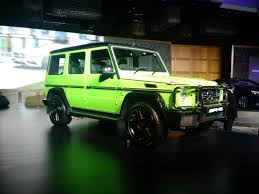 mercedes g wagon green mercedes benz g63 amg launch india 1 carblogindia