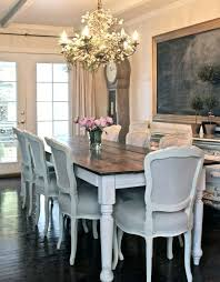 Shabby Chic White Dining Table by Dining Table Country Dining Table And Chairs French Country